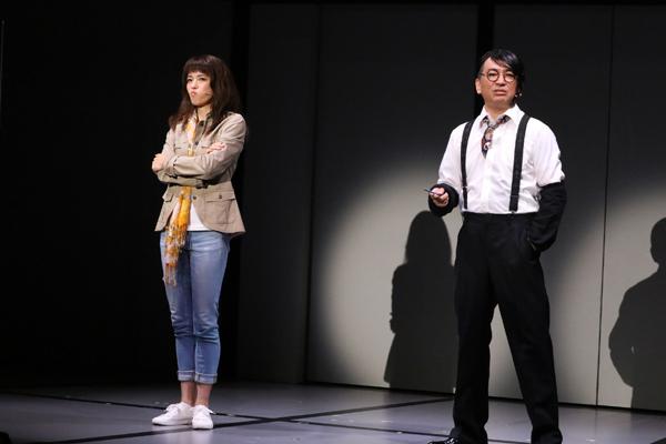 ミュージカル「あなたの初恋探します」彩吹真央、駒田一