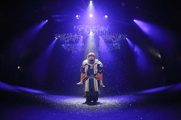 劇団壱劇屋「独鬼-hitorioni-」 撮影:河西沙織