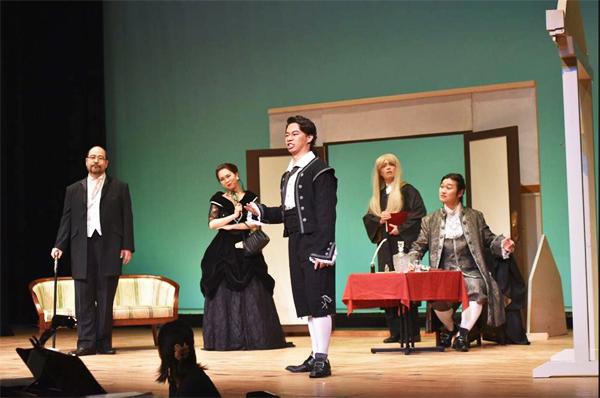 OperAmici第三回公演「フィガロの結婚」より