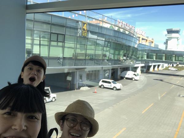 函館に到着!