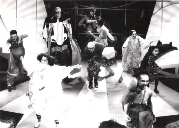 『フリークス』初演舞台写真 撮影:加賀美寿子