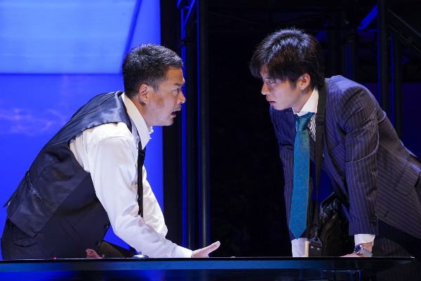 舞台「サメと泳ぐ」観劇レビュー