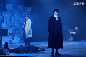 舞台「文豪ストレイドッグス 黒の時代」谷口賢志、多和田秀弥