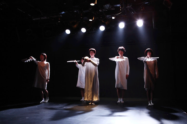 2009年8月『静かなる傾斜』初演