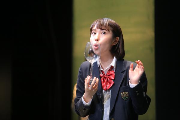 劇団5454(ランドリー)「ト音」撮影:滝沢たきお