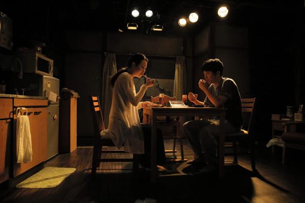 TAAC「を待ちながら。」七味まゆ味、山崎彬