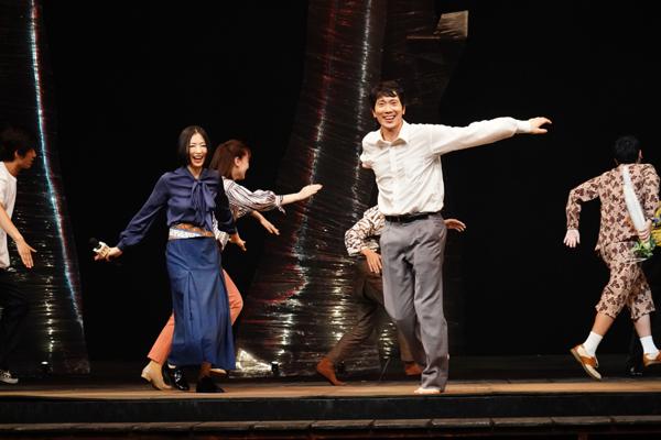 舞台「ゲゲゲの先生へ」佐々木蔵之介、松雪泰子