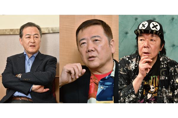 細川展裕×鴻上尚史×古田新太 トークイベント