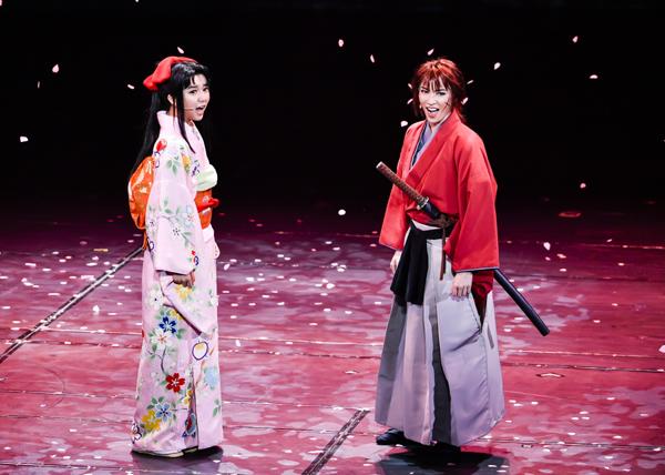 浪漫活劇「るろうに剣心」観劇レビュー