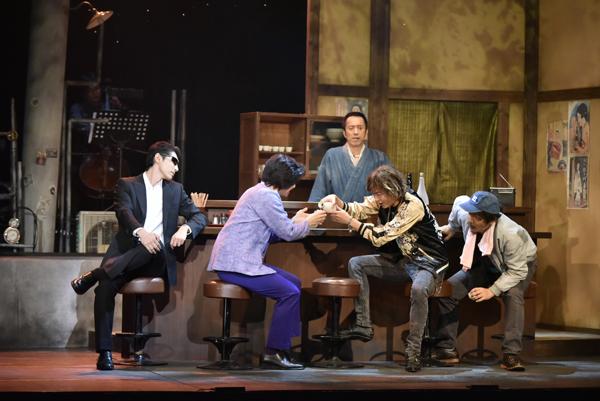 ミュージカル「深夜食堂」舞台写真