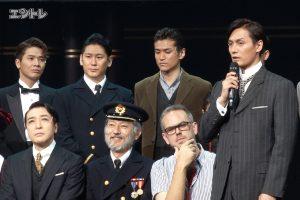 ミュージカル「タイタニック」トム・サザーランド、加藤和樹 ほか