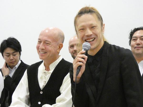 歌劇『ドン・ジョヴァンニ』記者会見レポート
