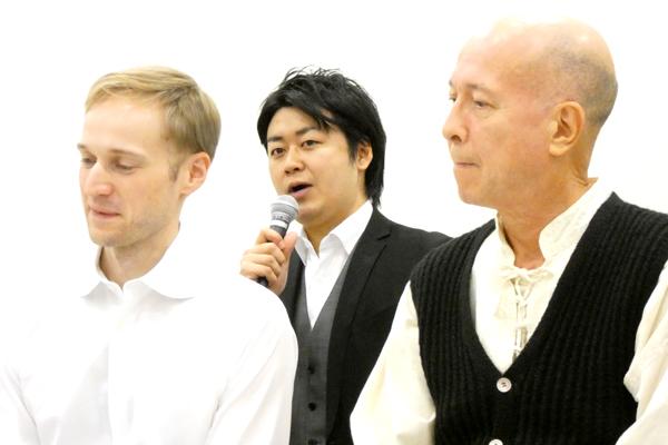 歌劇『ドン・ジョヴァンニ』金山京介