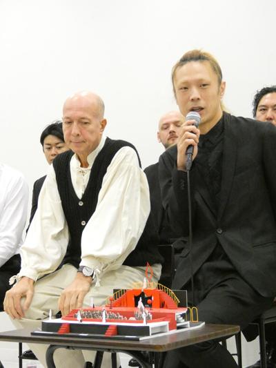 歌劇『ドン・ジョヴァンニ』井上道義、森山開次