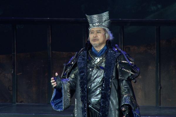 新感線☆RS「メタルマクベス」disc3 ラサール石井