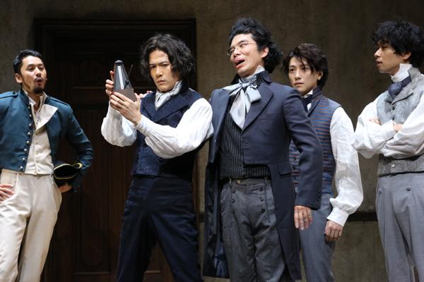 舞台「No.9 -不滅の旋律-」観劇レビュー