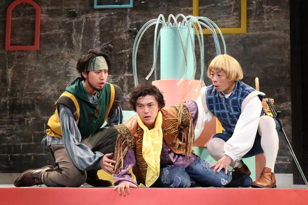 M&Oplaysプロデュース「ロミオとジュリエット」 撮影:宮川舞子