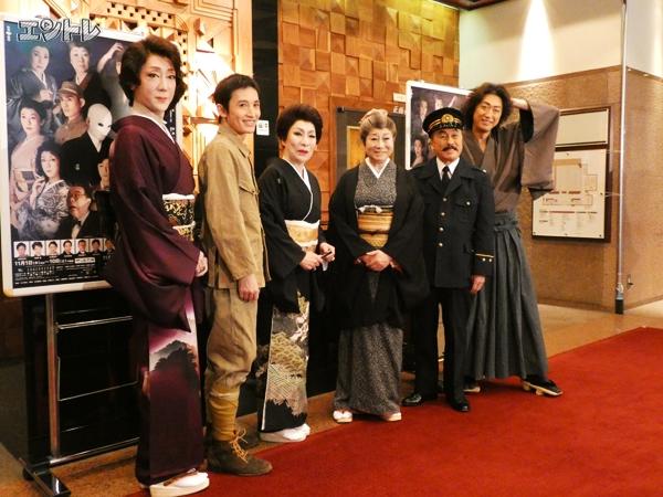 新派「犬神家の一族」東京公演が開幕