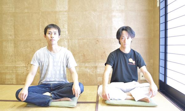 『ともだちが来た』出演:大石英史、本田椋(劇団 短距離男道ミサイル)