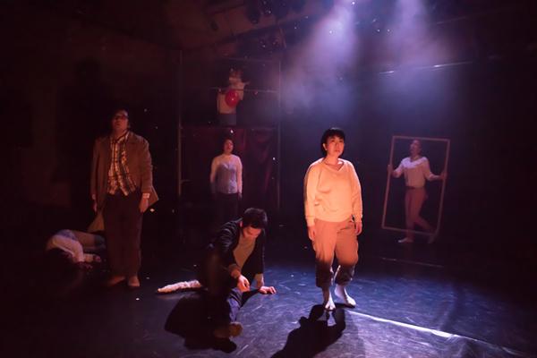 三俣婦人会 過去作品の舞台写真