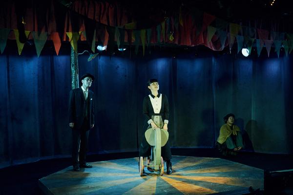 劇壇ガルバ「森から来たカーニバル」 ©️福山 楡青