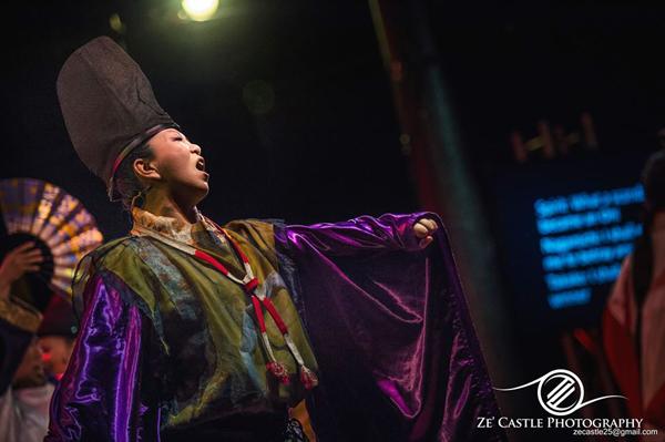 「The Legend of Oni~大江山鬼伝説」NY公演