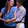 (左から)グロリア・エステファン:朝夏まなと エミリオ・エステファン:渡辺大輔