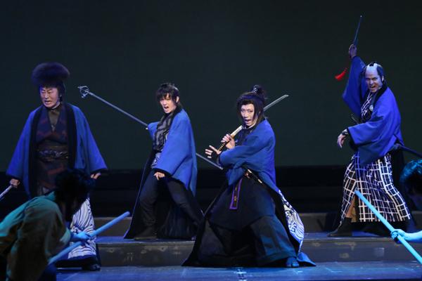音楽活劇「SHIRANAMI」観劇レビュー