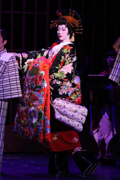 音楽活劇「SHIRANAMI」