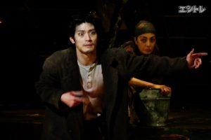 舞台「罪と罰」三浦春馬、麻実れい