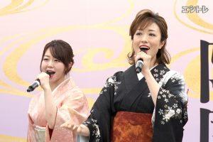北翔海莉×峯岸みなみ(AKB48)