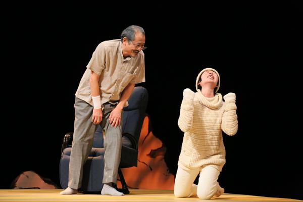 劇団銅鑼公演No.52「花火鳴らそか ひらひら振ろか」
