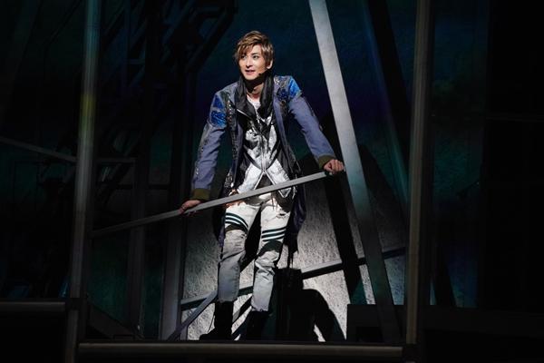 撮影:田中亜紀 写真提供:ミュージカル『ロミオ&ジュリエット』公演事務局