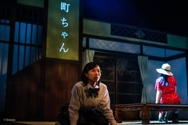 mizhen『小町花伝』佐藤蕗子