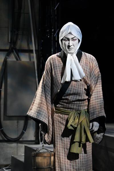 オフシアター歌舞伎「女殺油地獄」