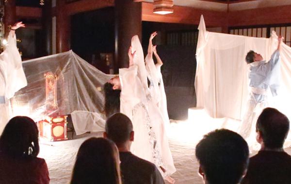 お寺ダンス 過去公演より