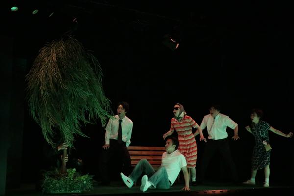 舞台『予言者たち』