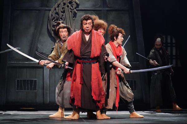 劇団☆新感線『けむりの軍団』東京公演が開幕!