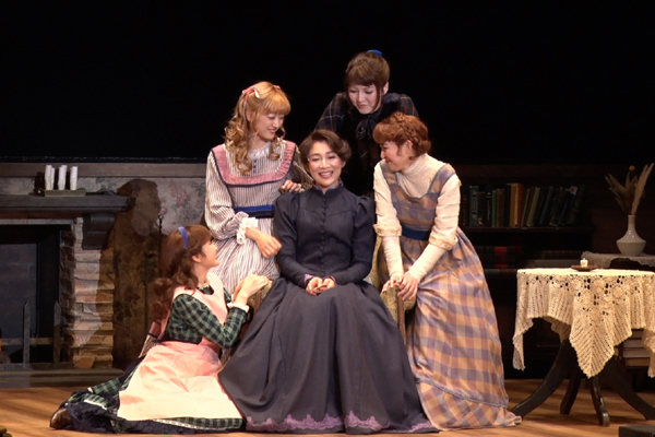 【動画3分】ミュージカル『Little Women -若草物語-』が開幕!