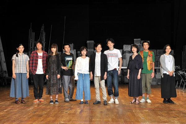 松田正隆×青年座『東京ストーリー』