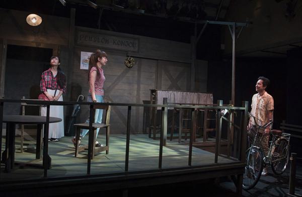 TheStoneAgeヘンドリックス第9回公演「お前とお前は帰ってよし」より