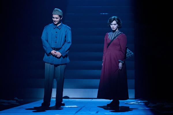 観劇レビュー『ドクター・ホフマンのサナトリウム』