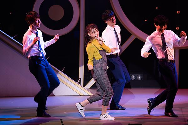 ミュージカル『Live Airline』 撮影:MAKURA ASAMI