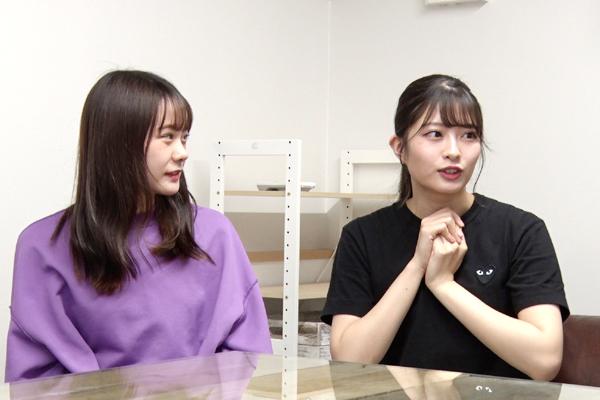 ミュージカル『Live Airline』立仙愛理(AKB48チーム8)、行天優莉奈(AKB48チーム8)