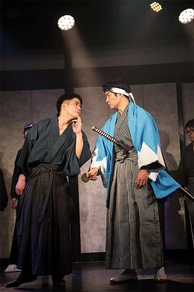 たやのりょう一座 舞台「蒲田行進曲」