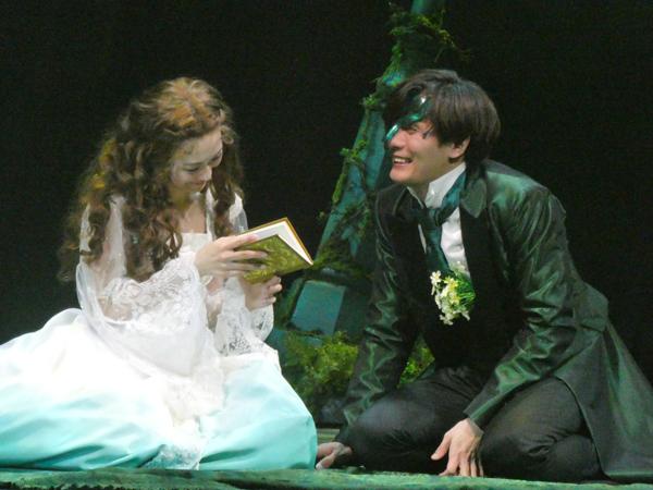 ミュージカル「ファントム」加藤和樹、愛希れいか