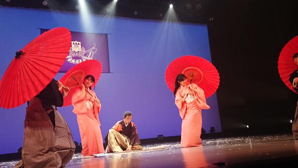 殺陣同志会 2018年度文化祭公演『こころばへ』舞台写真