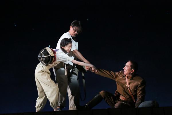 シス・カンパニー公演『風博士』撮影:宮川舞子