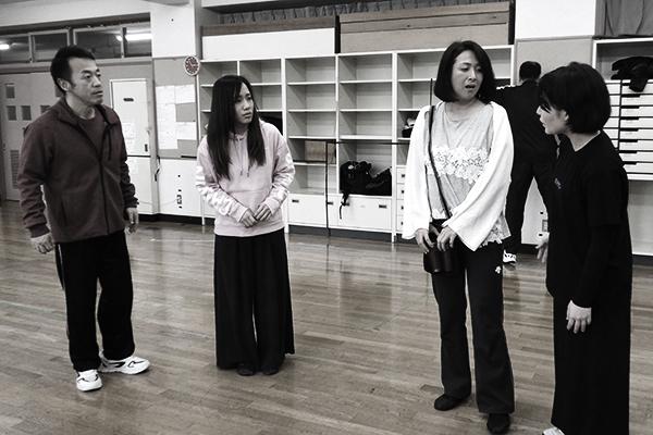 LAPITA☆SHIP旗揚げ公演『THE KIDS 2020』稽古場より