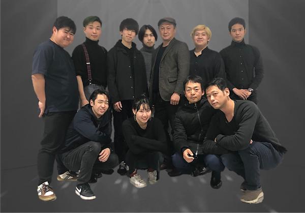 劇団TRY-R第3回公演「鳰の海-ニオノウミ夢現天道奇譚-」